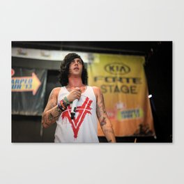 Kellin Quinn | Sleeping With Sirens Canvas Print