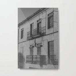 Granada El Realejo Metal Print