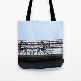 Reflectobridge Tote Bag