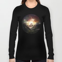 The Glass Mountain Long Sleeve T-shirt