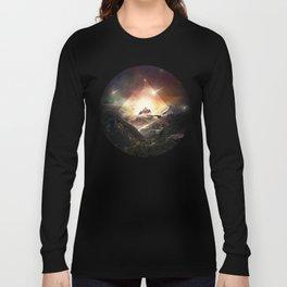 The Glass Mountain Long Sleeve T-shirt
