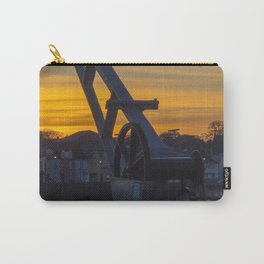Donaghadee Crane - Sunset Carry-All Pouch