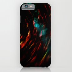 Abstract goldfish iPhone 6s Slim Case