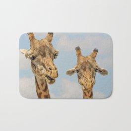Giraffe Joe Bath Mat
