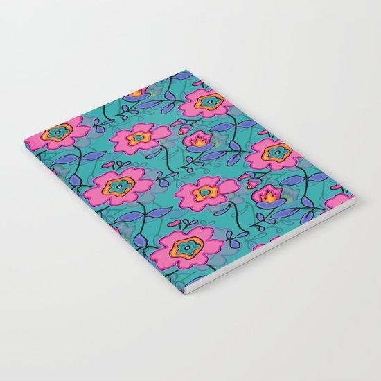 Flower 41 Notebook