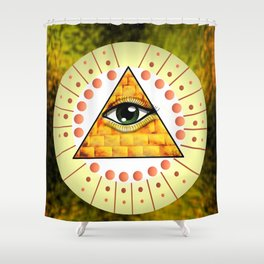 See the divine Shower Curtain