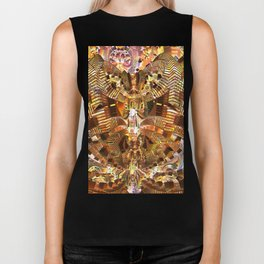 Broken Shapes Biker Tank