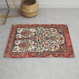 Bakhtiari Khan Central Persian Carpet Print Rug