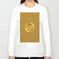 jojo Long Sleeve T-shirts featuring GOLD EXPERIENCE - PRINCE - JOJO -  by Mirco Greselin