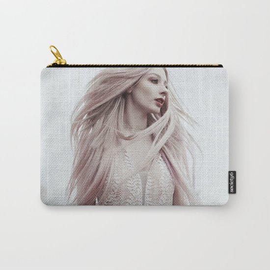 Pastel wind Carry-All Pouch