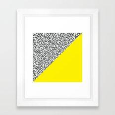 Pop Art Pattern 2 Framed Art Print