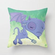 Pitchy Throw Pillow