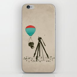 Supersize Cam Attraction iPhone Skin