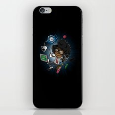 Moss's Happy Place iPhone & iPod Skin