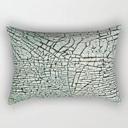 Abstract pattern light green Rectangular Pillow