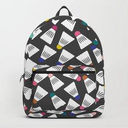 Cute Badminton Pattern Backpack