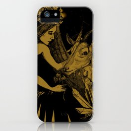 Xenia iPhone Case
