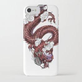 Japanese Dragon 竜 iPhone Case