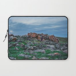 At the Top of the World: 2 Laptop Sleeve