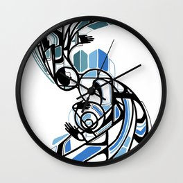 Annunciation Wall Clock