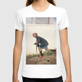 Lil Uzi Vert American Hip hop Music Star Poster T-shirt