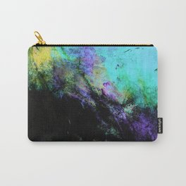 STORMY BLACK Carry-All Pouch