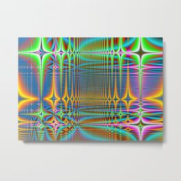 cooled server farm Metal Print