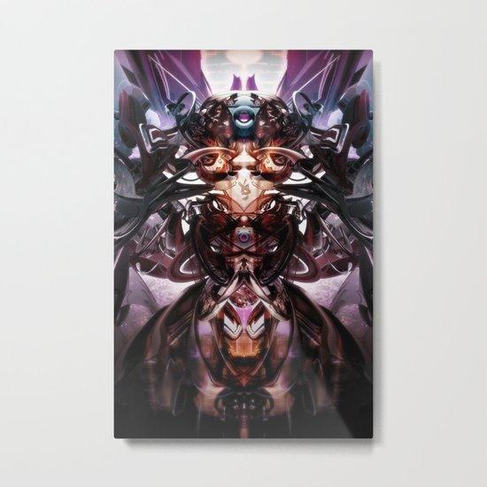 Juggernaut Metal Print
