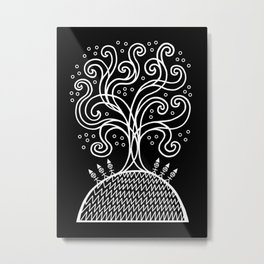 The Rite of Spring Metal Print