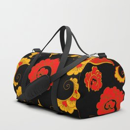 Traditional russian folk Duffle Bag