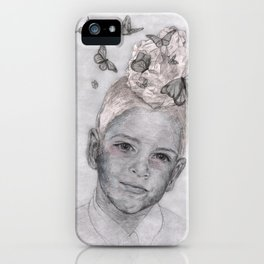 Keepers of the Swarm : Butterflies - Katrina Niswander iPhone Case