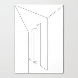 Tila#2 Canvas Print