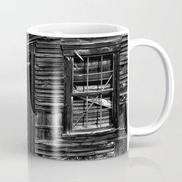 Old Abandonned house Coffee Mug