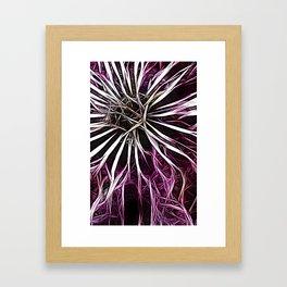 Sinews Framed Art Print