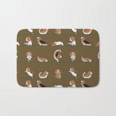 Beagle Yoga Bath Mat