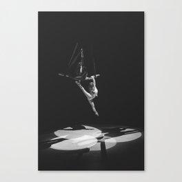 Aerial Splits Canvas Print