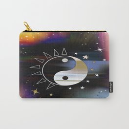 Perspective Space Carry-All Pouch