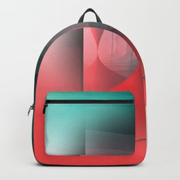 colors and mirrors Backpack