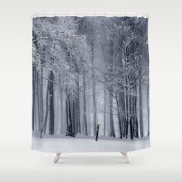 Peaceful Escape Shower Curtain