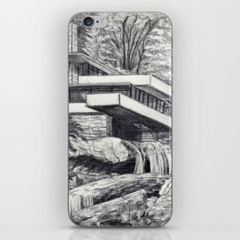 Frank Llyod Wright iPhone Skin