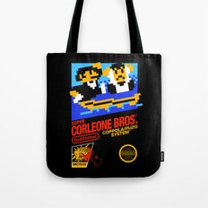 Super Corleone Bros Tote Bag