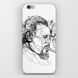 Mingus iPhone Skin
