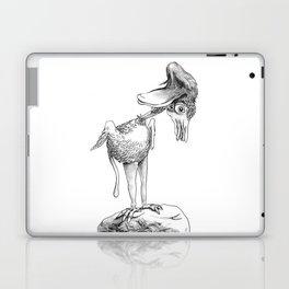 Crazy Bird Laptop & iPad Skin