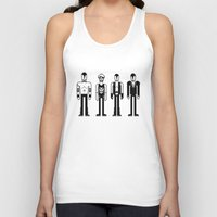 misfits Tank Tops featuring Misfits by Band Land