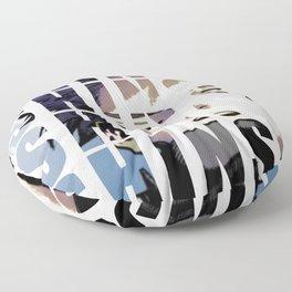Shinso-so Floor Pillow