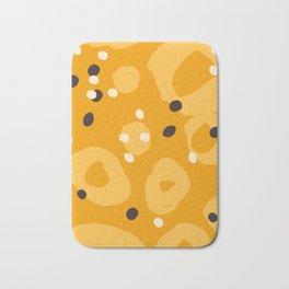 Mustard Bath Mat