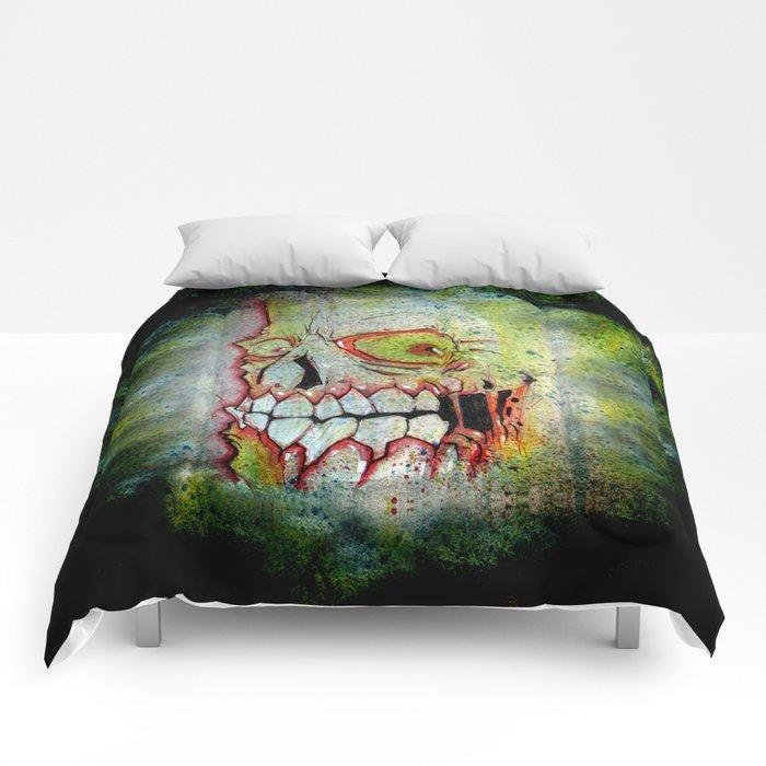 the SKULL Comforters