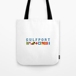 Gulfport Mississippi. Tote Bag
