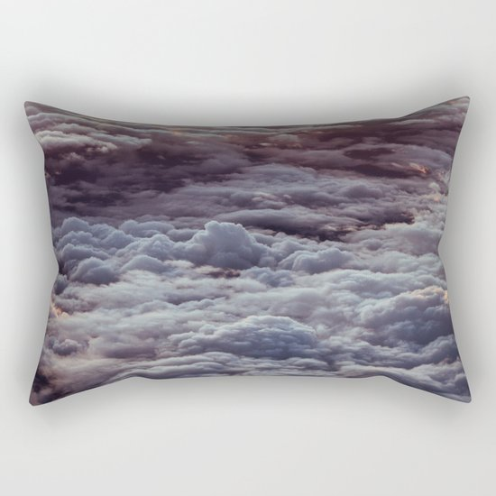 ABOVE CLOUDS Rectangular Pillow