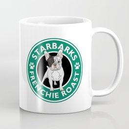 Funny Mug French Bulldog Starbarks Frenchie Roast Coffee Mug